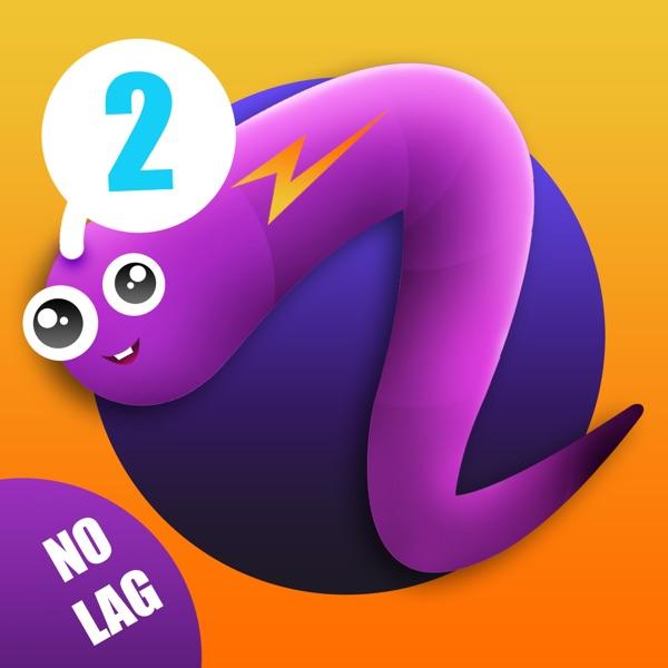 Snake.io - Worm.io - Agar Slither Snake Battle
