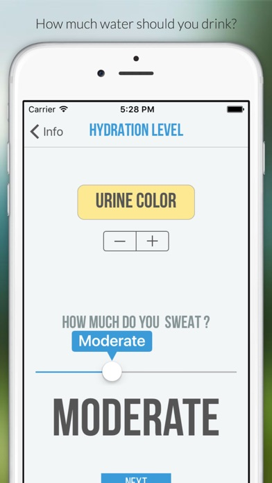 Water It - Hydrate Your Body Screenshot