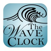 The Wave Clock