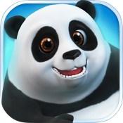 Talking Bruce the Panda
