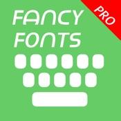 Fancy Font Keyboard PRO - For iOS8 Custom keyboard with cool fonts