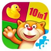 Sala de jogo - 10 jogos educativos para crianças