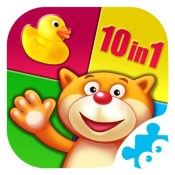 Playroom: 10 educational games for kids, toddlers