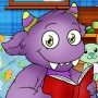 Super Reader's Little Monster Adventures - A Dolch Sight Words Based Story Book App That Will Help Your Child Get Hooked on Reading!