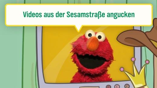 SESAMSTRASSE – Spielend lernen mit Ernie und Bert Screenshot