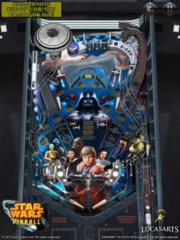 Star Wars™ Pinball 4 Screenshot