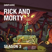 Rick and Morty - Rick and Morty, Season 3 (Uncensored)  artwork