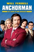 Adam McKay - Anchorman: The Legend of Ron Burgundy  artwork
