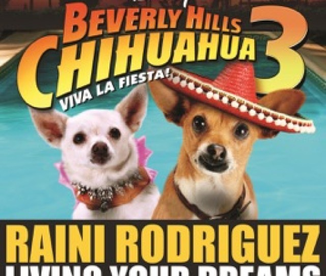 Living Your Dreams From Beverly Hills Chihuahua 3 Viva La Fiesta Single Raini Rodriguez