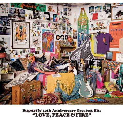Superfly - Love, Peace & Fire