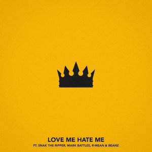 Chris Webby - Love Me, Hate Me