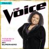 Toneisha Harris - My Superhero (The Voice Performance)