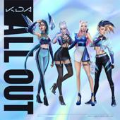 K/DA & Madison Beer - VILLAIN (feat. Kim Petras & League of Legends)