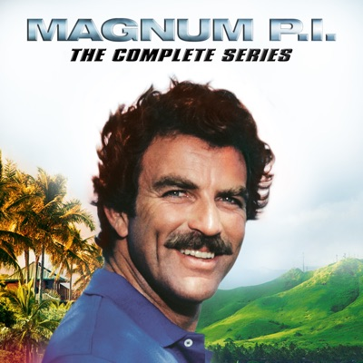 Magnum, P I : The Complete Series on iTunes
