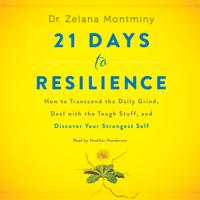 Zelana Montminy - 21 Days to Resilience artwork