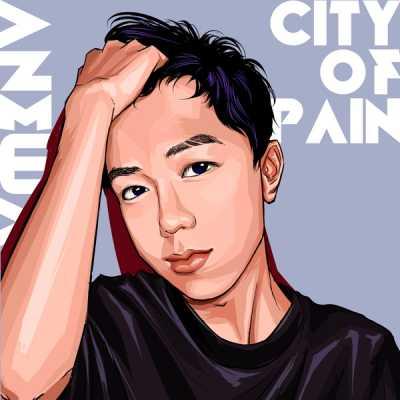 ANEWA - City of Pain - EP