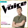 Micah Iverson - Butterflies (The Voice Performance)