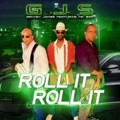 Gentry Jones & Mr. Sam - Roll It Roll It