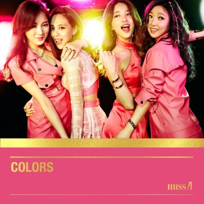 miss A - Colors - EP