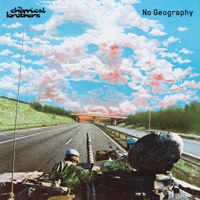 The Chemical Brothers - No Geography artwork