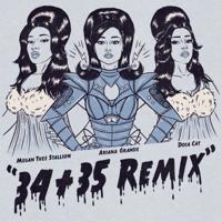 Download lagu Ariana Grande - 34+35 (Remix) [feat. Doja Cat & Megan Thee Stallion]