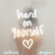 Download Charlie Puth & blackbear - Hard On Yourself MP3