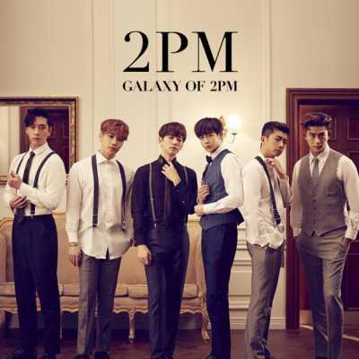 2PM - GALAXY OF 2PM<リパッケージ>