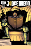 John Howard - Judge Dredd  artwork