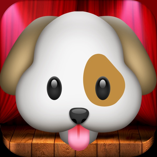 My Talking Dog Emoji