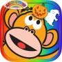Five Little Monkeys Halloween