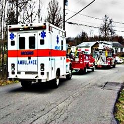 Not - Feuerwehr und Krankenwagen Soundeffekte , Ringtones , Alerts