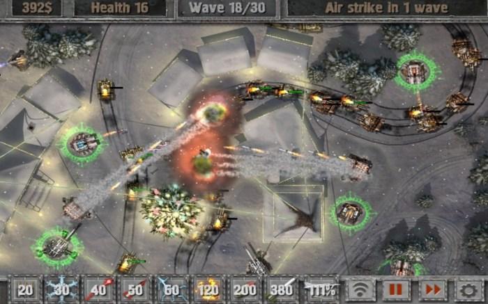 Defense Zone 2 Screenshot 02 57wuoon