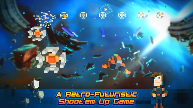 Space Qube® Screenshot