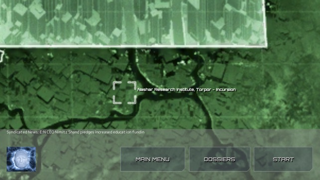 Frozen Synapse Screenshot