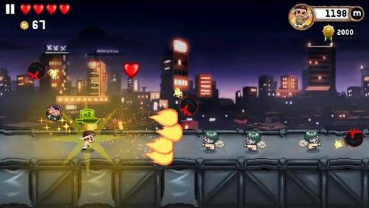 Monster Dash Screenshot