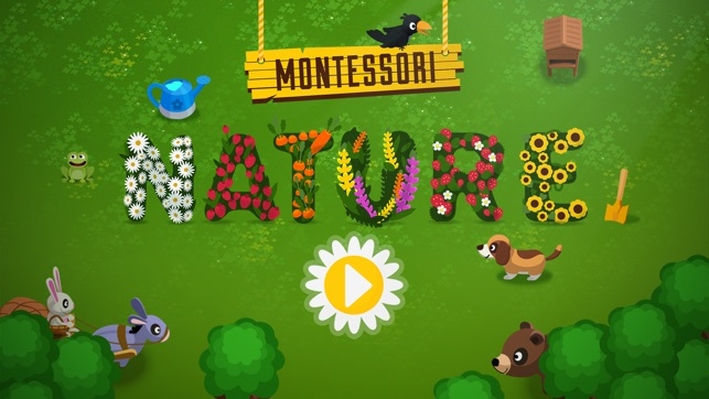 ‎Montessori Nature Screenshot