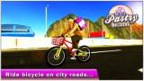 自転車ペストリー配達&都市バイクライダーシム紹介画像3