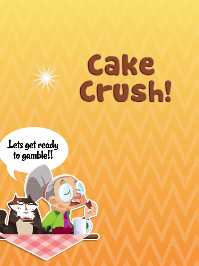 Cake Crush - Match 3 Game Screenshot