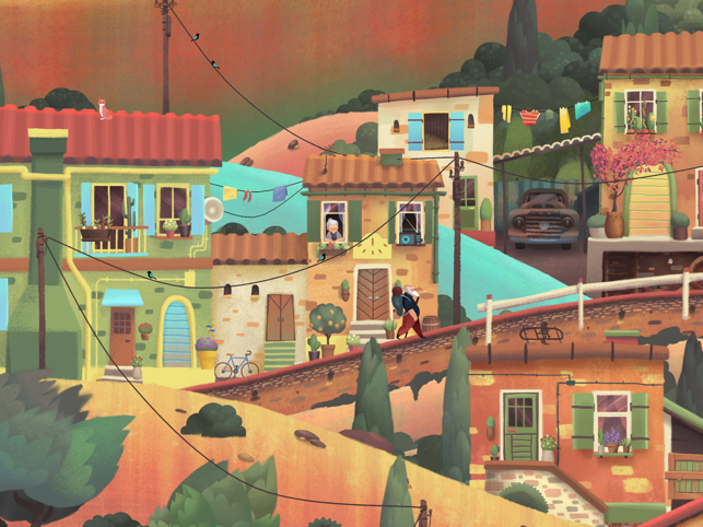 ‎Old Man's Journey Screenshot