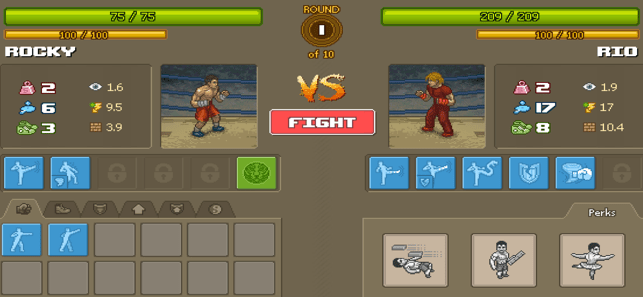 ‎Punch Club Screenshot