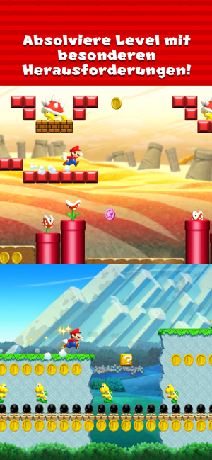 ‎Super Mario Run Screenshot