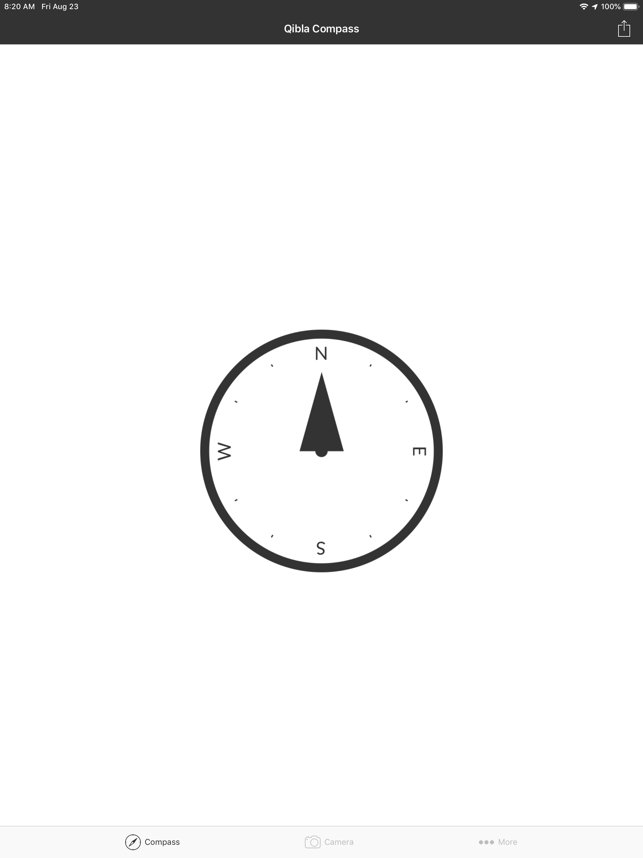 ‎Qibla Compass | بوصلة القبلة Screenshot