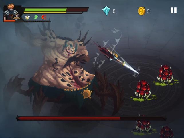 Dark Raider Screenshot