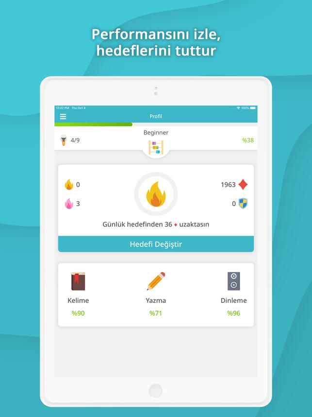 Lingustica - İngilizce öğren Screenshot