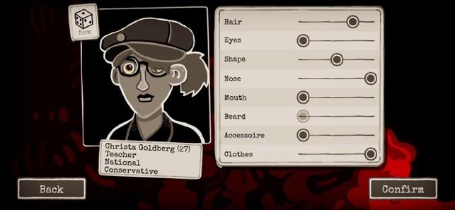 Through the Darkest of Times Screenshot