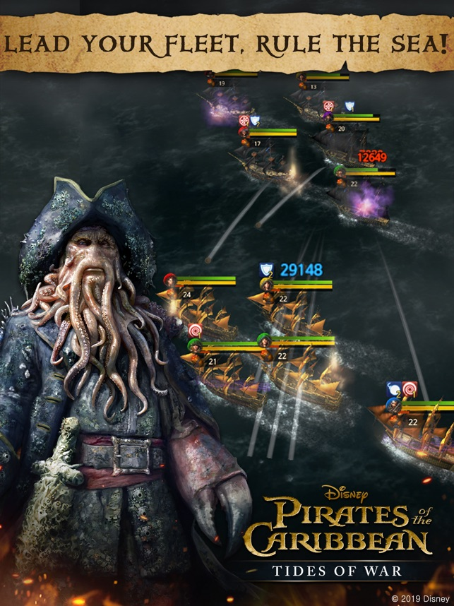 Pirates Of The Caribbean Tow On The App Store