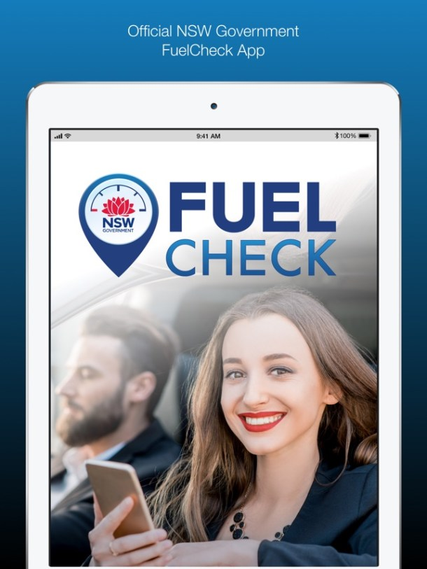‎NSW FuelCheck Screenshot