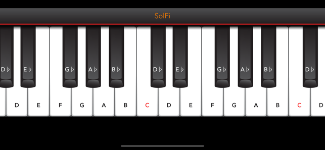 ‎SolFi Ear Trainer 3 Screenshot