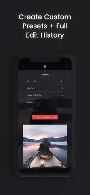 MuseCam - Photo Editor Screenshot