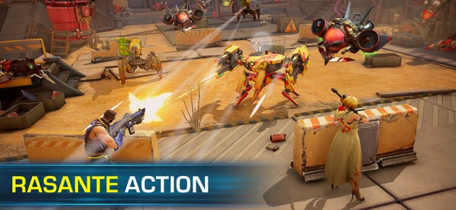 Evolution 2: Kampf um Utopie Screenshot